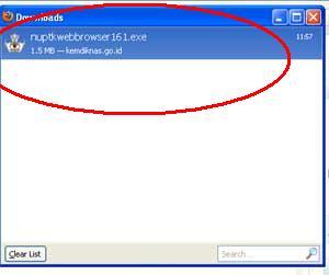 Download Nuptk Browser 2012 Gettprep